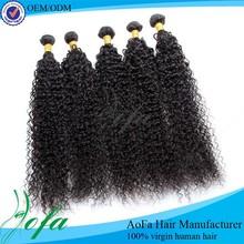 Gorgeous Silk Wavy Hair Full Cuticle 100% indian wavy hair wholesale