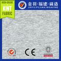 2015 100% de algodón un lado bursh paño grueso y suave tejido de punto/tela para graments