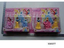 High quality safety 5.5 inch Princess doll for girls wholesale
