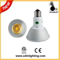 1350LM 6500K PAR30 Cob LED Spotlight 15W for film cinema / coffee bar, AC 110V / 120V
