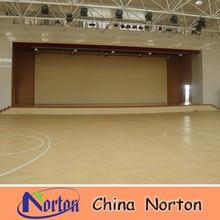 PVC flooring,Basketball court wood pvc flooring NTF-PW010