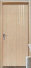 wholesale anti-oil solid 5 panel wooden door deisng exterior wood door pictures
