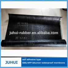 cold and heat resistant material/SBS waterproof membrane