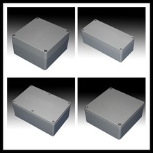 High quality, beautiful waterproof aluminium case for electrical industry, TIBOX