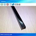 metallbau werkstoff aluminium bodenbelag randstreifen