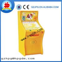 Pinball simulator lottery game machine