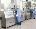 Ce 2015 Sina Ekato hot vente 50-5000L volume vide émulsifiant homogénéisateur citernes de mélange