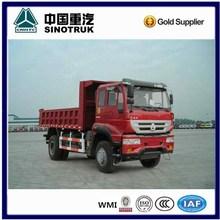 light diesel truck SINOTRUK CDW 15 -20 tons light dump truck
