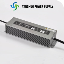 20W-300W constant voltage waterproof ip67 12V dc150W eikon ems 300 tattoo power supply for led strips