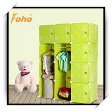 modern plastic cheap portable wardrobe closets design for kids