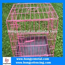 Iron Dog Cage