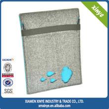 Nice Design Felt Wool case for ipad