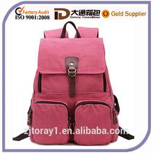 New type custom wholesale backpack girl day backpack