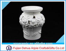 2015 new products porcelain decorative oil lamp