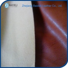 china soft hand feeling pvc artificial leather for sofa
