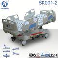 نوعية جيدة ce sk001-2 سرير الحديد الهيدروليكية