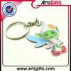 Wholesale souvenir metal promotion key chain with your logo