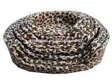 Leopard print Pet bed for Summer & Spring