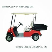 Chariot de Golf électrique JN2028H avec Cargo lit pas cher Golf panier à vendre