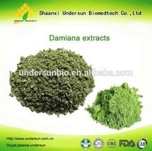 Pure Natural Damiana Extract 10:1 / Damiana Leaf Extract powder / Damiana Extract