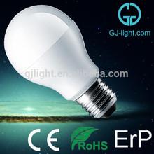 3000k 4000k 6000k a60 b22a60 e27 globe LED bulb high luminance