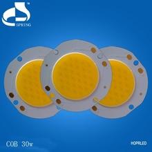 China manufacturer good cob led 30w taiwan chip