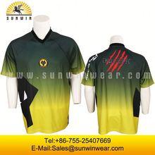 fashion men's Custom design T-shirt logo cotton polo t-shirt designs