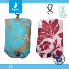 custom printing nylon shopping bag