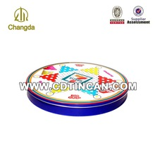 Stylish biscuit and mooncake tin box