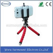 Foldable Mini Tripod mobile phone holder, camera mini tripod