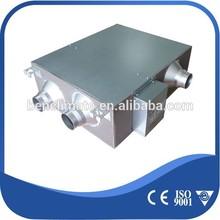 Integrated digital controller Miss Slim ERV system