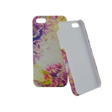 Custom logo plastic phone case for iPhone 5,ultra thin pc case