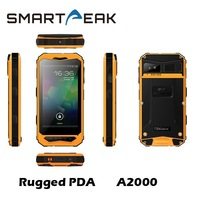 Qualcomm Android industrial rugged outdoor PDA smartphone A2000 with wifi gps