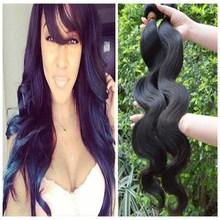 No tangle no shedding grade 6a body wave 100% virgin raw cheap brazilian hair weave