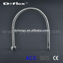 Doflex ACS SGS CE certificate high quality corrugated supercharger hose
