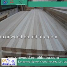 alibaba china supplierpaulownia sliding board