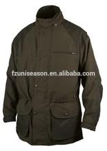 Winter waterproof hunting and shooting jacket