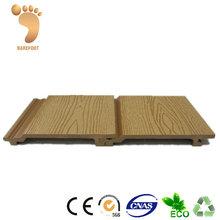 Wood plastic composite wall cladding/wooden slats for walls