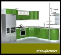 Environmental standard kitchen cabinet, high grade lacquer