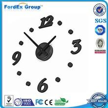 promotional led battery quartz analog led wall clock
