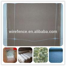 Sqaure grid vegetable netting
