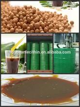 soya lecithin oil plant