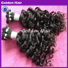 2015 Alibaba Hot New Product Cheap High Quality Human Hair Hand Tied Weft