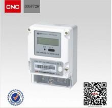 DDSF726 single-phase electronic multi-rate watt-hour meter hack a digital electric meter wonder