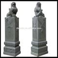 chino de los animales de talla de piedra