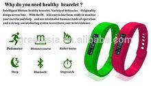 Newest professional ladies smart bluetooth bracelet