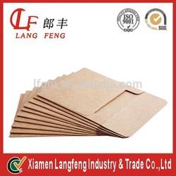 High Quality Recyled CD Cardboard Sleeve / cd cardboard case
