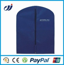 non woven hanging garment bag travel /Foldable Garment Bag/rolling garment bag