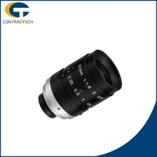 With Industrial Manual Iris Lens Optical Glass Dome