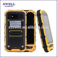 best military grade rugged cell phone A8 IP67 rugged waterproof phone,watch phone kids unlocked smartphones A8